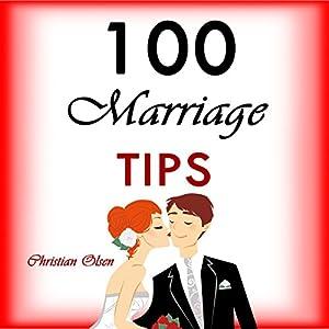 100 Marriage Tips Audiobook