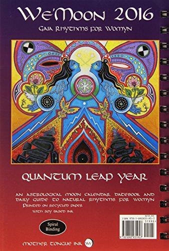 We'moon 2016: Quantum Leap Year (Datebooks 2016)