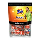 Tide Boost Febreze Sport Victory Boost Scent Unit Dose In-Wash Booster 28 Count