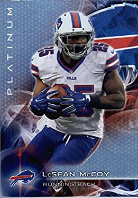 2015 Topps Platinum #51 LeSean McCoy Buffalo Bills Football Card