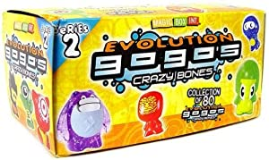 Crazy Bones Gogo's Series 2 Evolution Box (30 Packs) from Mortomagic