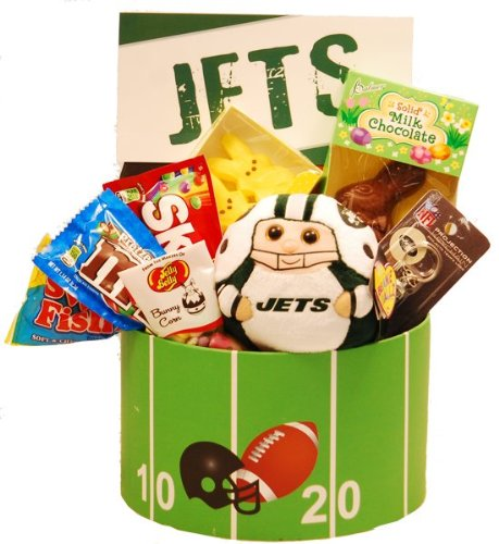 New York Jets Easter Basket