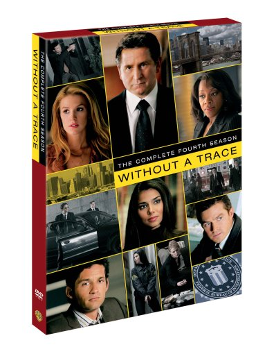 Without A Trace - Season 4 [UK Import]