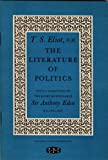 The Literature of Politics