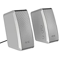 SHARKK DUO 20W Computer Speakers Surround Sound Multimedia Speaker With DSP AC Powered AND Bluetooth Speakers...