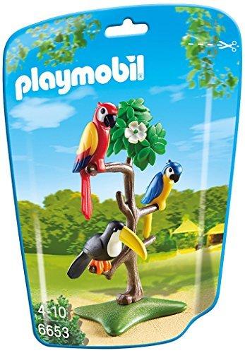 PLAYMOBIL Tropical Birds Building Kit - 1