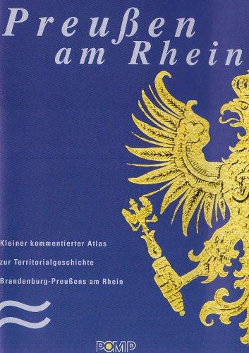 Preussen am Rhein, Buch