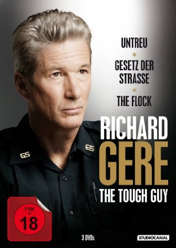 Richard Gere - The Tough Guy [3 DVDs]