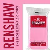Renshaws Regalice Pink Icing 250g Edible Sugarpaste