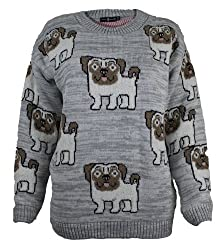 Style Divaa Mini Pug Dog Jumper