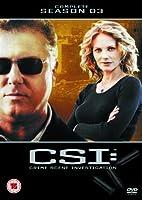 CSI: Las Vegas - Complete Season 3 [DVD]