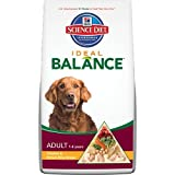 Hill's Science Diet Ideal Balance Adult Chicken and Brown Rice Dinner Dry Dog Food Bag, 4-Pound