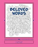 img - for Beloved Words: Coloring God's Word book / textbook / text book