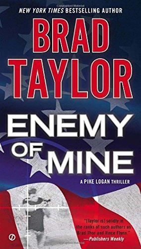 Enemy of Mine (Pike Logan, #3)