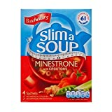 Batchelors Slim a Soup Minestrone with Croutons 3 x 61gm