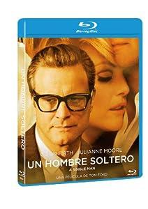 Un Hombre Soltero (Bd) [Blu-ray]