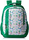 #8: Skybags Helix 29.5 Ltrs Green Casual Backpack (BPHELFS3GRN)