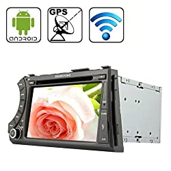 See Rungrace 7.0 inch Android 4.2 Multi-Touch Capacitive Screen In-Dash Car DVD Player for Ssangyong Acyton Kyron with WiFi / GPS / RDS / IPOD / Bluetooth Details