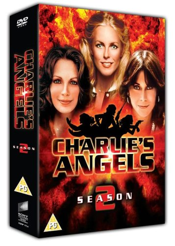 Charlie's Angels - Season 2 [6 DVDs] [UK Import]