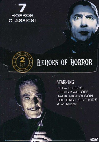 Heroes of Horror (Collector\'s Edition, Tin Case, 2PC)