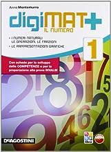 Digimat +. Aritmetica 1 + Geometria 1 + Quaderno competenze 1 + eBook. Con espansione online. Per la Scuola media. Con DVD-ROM