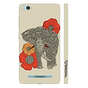 Xiaomi 4i Flora Giant designer mobile hard shell case by Enthopia