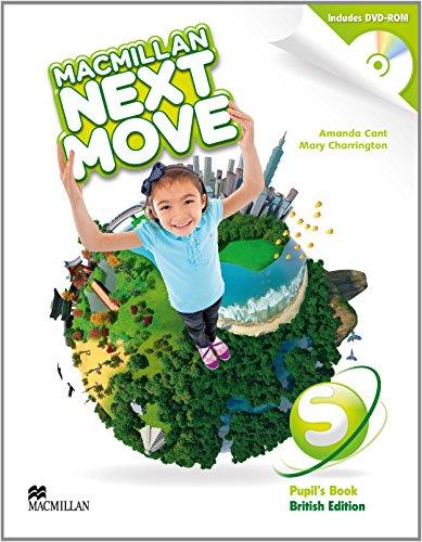Macmillan Next Move Starter Level (Next Move British English)