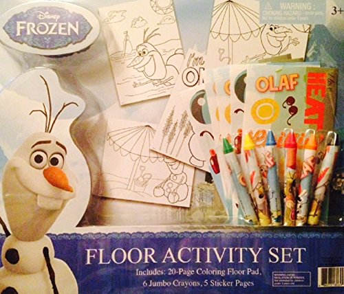 Disney Frozen Activity Set - 1