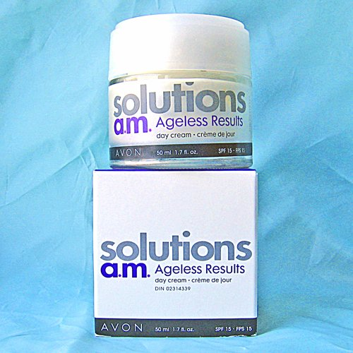 Avon Solutions a.m. Ageless Results Day Cream