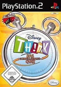 THINK Disney: Das Schnelldenker Quiz