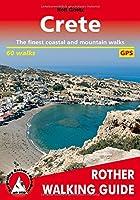 Crete: The finest coastal and mountain walks. 60 walks. GPS