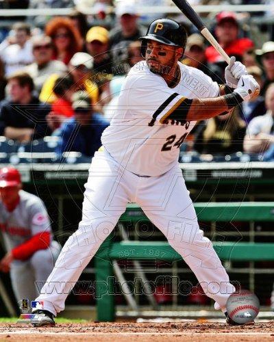 Pedro Alvarez Pittsburgh Pirates 2013 MLB Action Photo 8x10