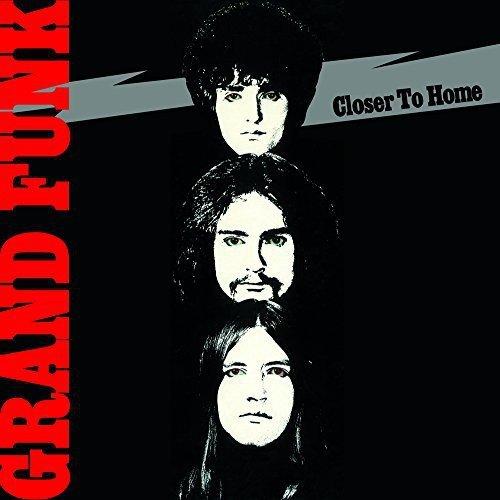 Vinilo : Grand Funk Railroad - Closer to Home (Holland - Import)