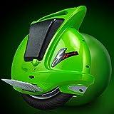 Superwalker 16 Inch Electric Unicycle Balance Car Single Wheel Walking Rover Intelligent Balance Car Green