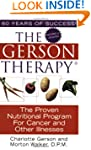 The Gerson Therapy: The Proven Nutrit...