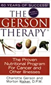 The Gerson Therapy: The Proven Nutrit…