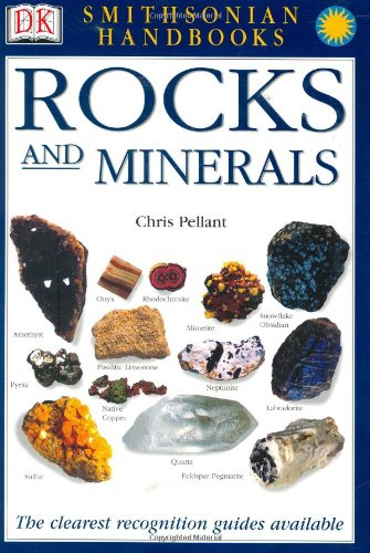 Smithsonian Handbooks: Rocks & Minerals (Smithsonian Handbooks) (Smithsonian Rocks Minerals Gems compare prices)