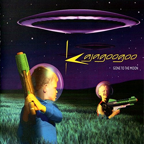 Gone To The Moon (2008) album by Kajagoogoo