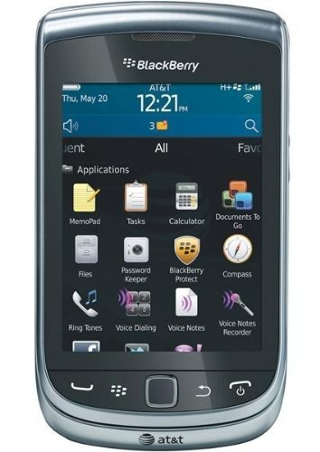 Blackberry Torch 2 9810 Unlocked Phone  1.2GHz 