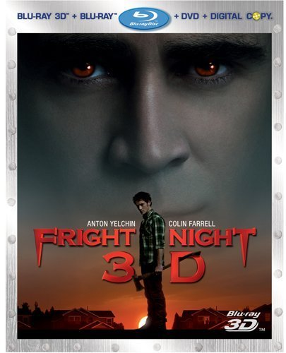 Fright Night (Three-Disc Combo: Blu-ray 3D/Blu-ray/DVD + Digital Copy) by DreamWorks Pictures