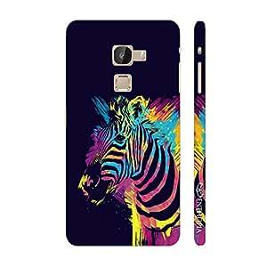 Enthopia Designer Hardshell Case Holi Zebra Back Cover for Letv Le Max