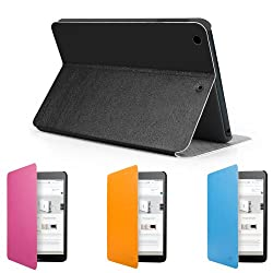 [New Release] Anker® Color Palette Series Ultra Slim Synthetic leather Case for Apple New iPad Mini / iPad Mini 2 / iPad Mini with Retina Display - Multi Angle Stand - Smart Cover - Automatic Sleep / Wake function