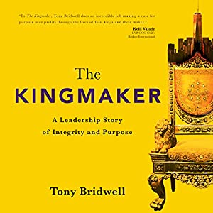 The Kingmaker Audiobook