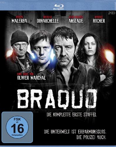 Braquo - Die komplette 1. Staffel [2 Blu-Rays]