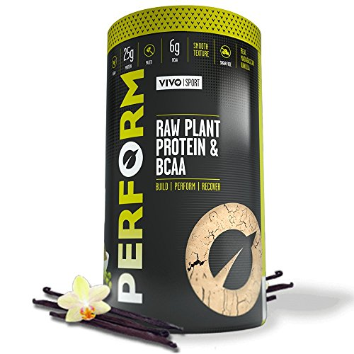 vivo-life-perform-raw-plant-protein-powder-vanilla-shake-madagascan-vanilla-vegan-pea-protein-blend-