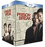 Image de Prison Break, Saisons 1 à 4 + The final break [Blu-ray]