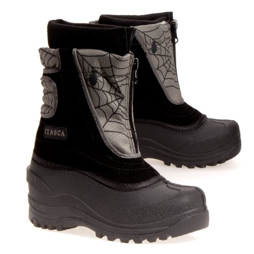Itasca Boys Youth Snow Stomper Winter Boot