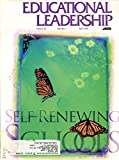 img - for Educational Leadership, v. 52, no. 7, April 1995 - Self-Renewing Schools book / textbook / text book