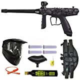 Tippmann Gryphon FX Paintball Marker Gun 3Skull 4+1 9oz Mega Set - Skulls