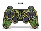 Designer Skin for Playstation 3 Remote Controller PS3 -WEEDS2-SKUNK-420